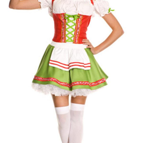 Баварская продавщица