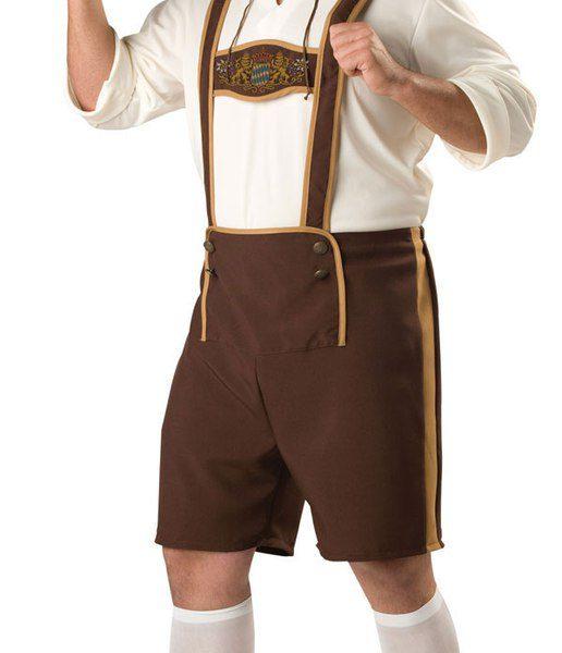 Баварский мужской костюм