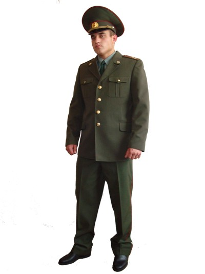 Китель офицера