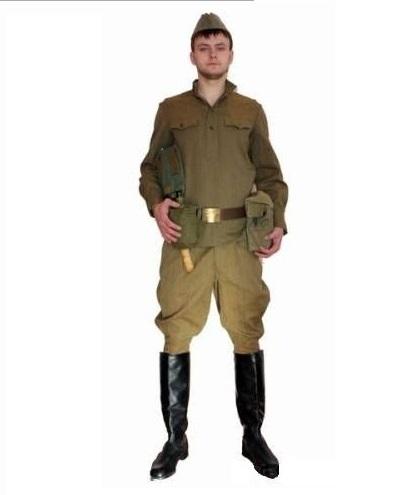 Военная форма мужская ВОВ