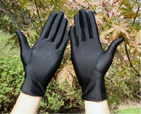 Черные перчатки купить в новосибирске