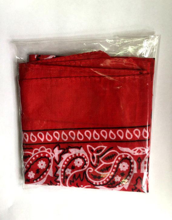 Бандана ковбойская , материал текстиль.