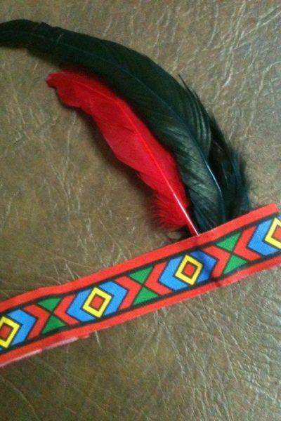 индейское перо