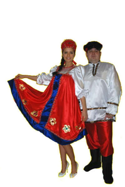 Костюм Русский красавец