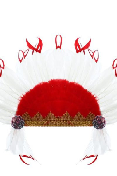 Тиара индейца