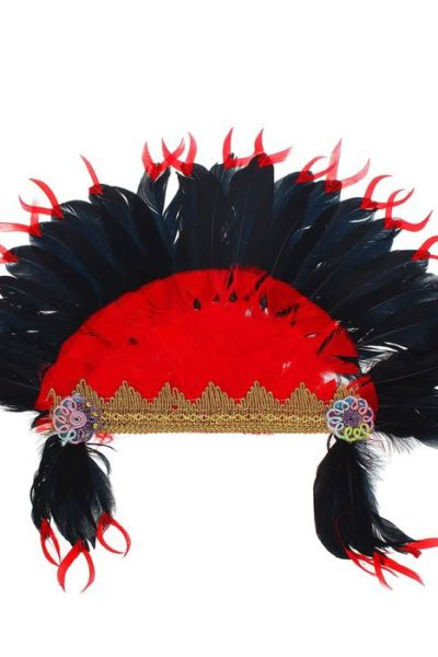 Индейская тиара