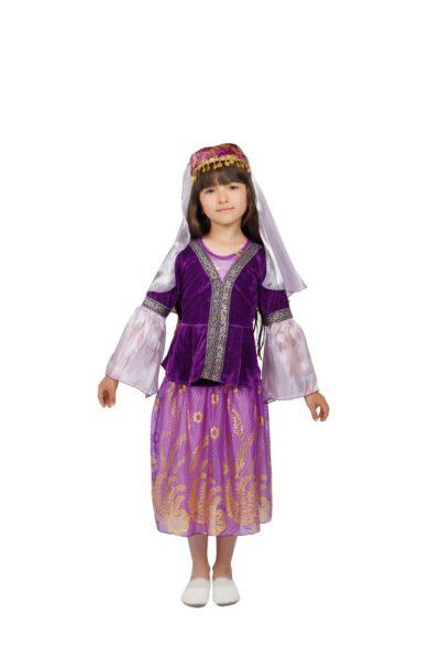 Азербайджанский костюм детский