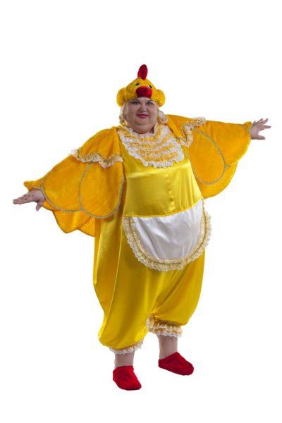 Костюм курицы взрослый