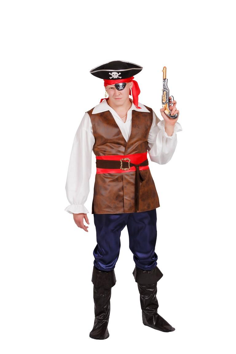 Откровенный пиратский костюм  купить на VkostumeRu