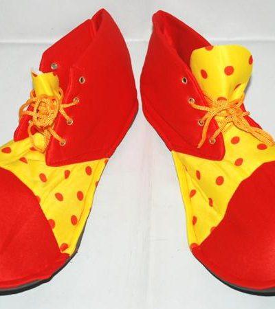 туфли клоуна
